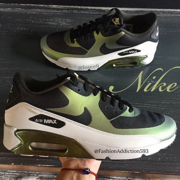 the best attitude 664ca 55afd Nike Air Max 90 Ultra 2.0 SE Men s Pale Citron
